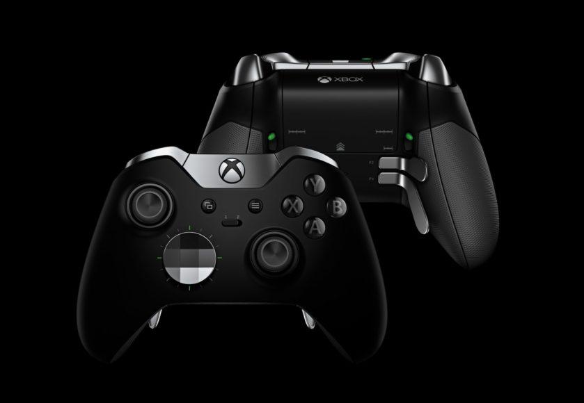 Microsoft Xbox One Elite: controller PC premium