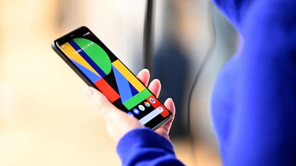 Google Pixel 4 - Software speciale