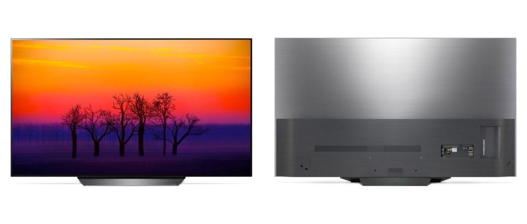 LG OLED B8 – Design