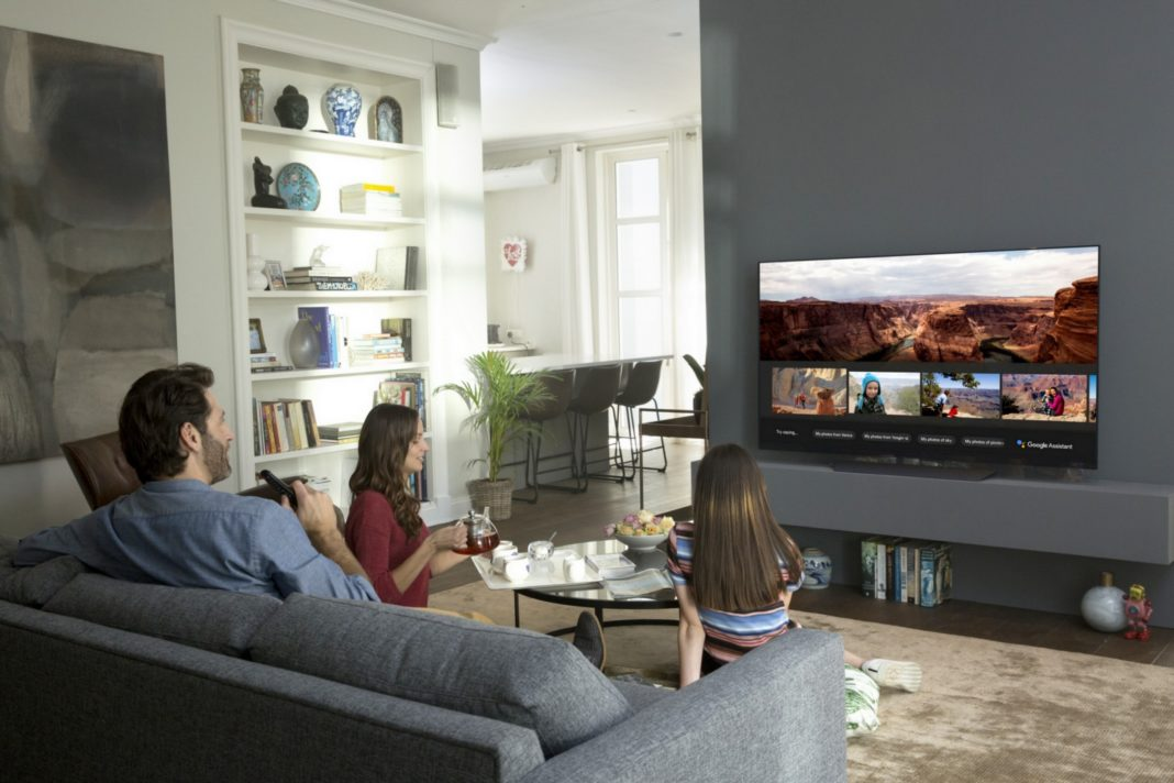 LG OLED B8 – Smart TV