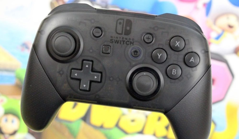 Nintendo Switch Pro Controller – Design