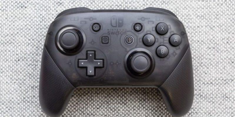Nintendo Switch Pro Controller: diverso dagli altri