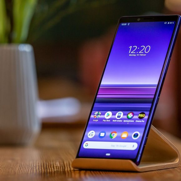 Sony Xperia 1 – Software