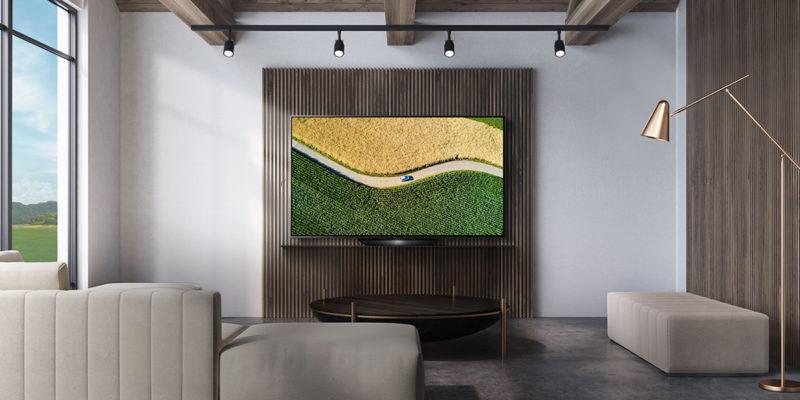 LG B9 OLED: l'OLED TV più economico