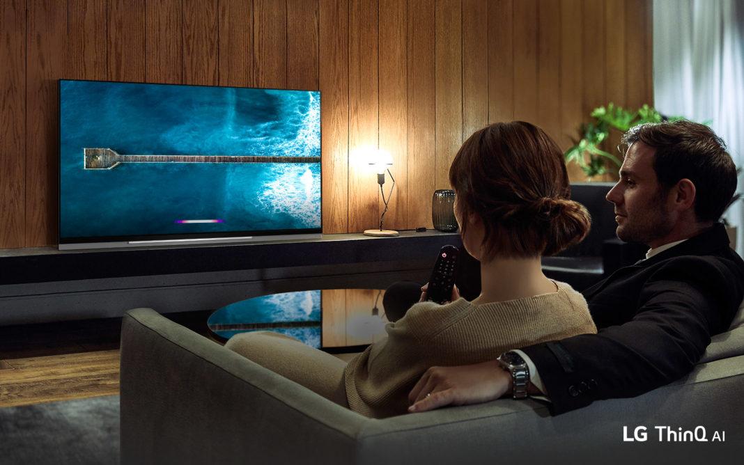 LG OLED E9: il miglior TV a tutto tondo