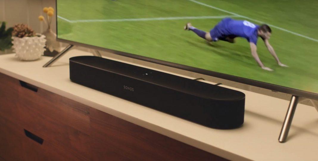 Sonos Beam: soundbar compatta e intelligente