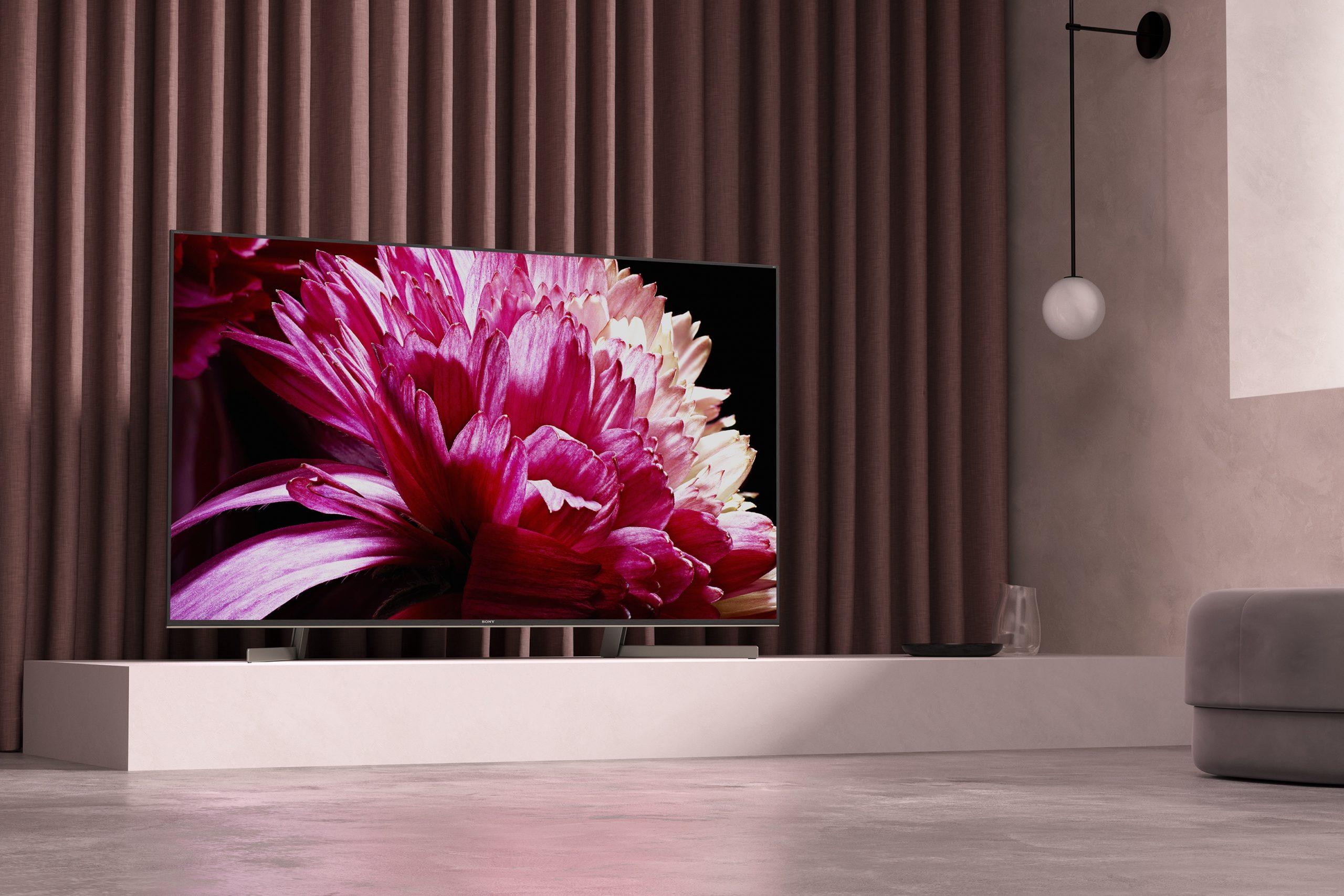 Sony XG9505: miglior LED LCD TV