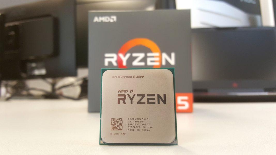 AMD Ryzen 5 2600: il più economico