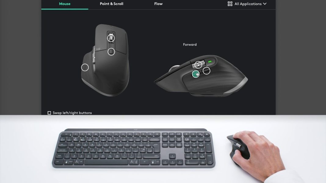 Logitech MX Master 3 – Software