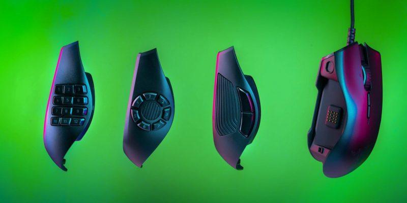 Razer Naga Trinity: miglior mouse gaming per MOBA e MMO