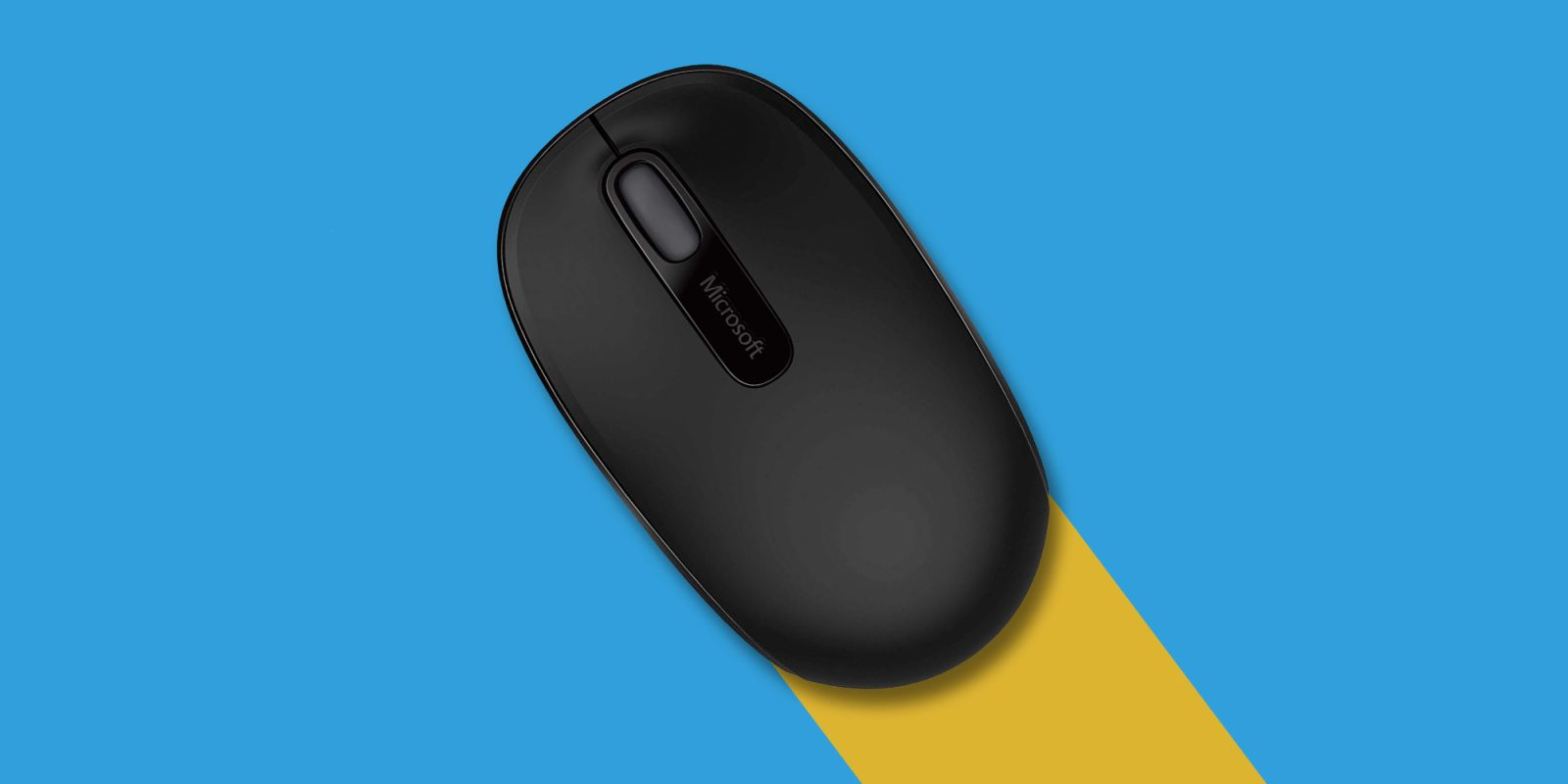 Microsoft Wireless Mobile Mouse 1850: il più economico
