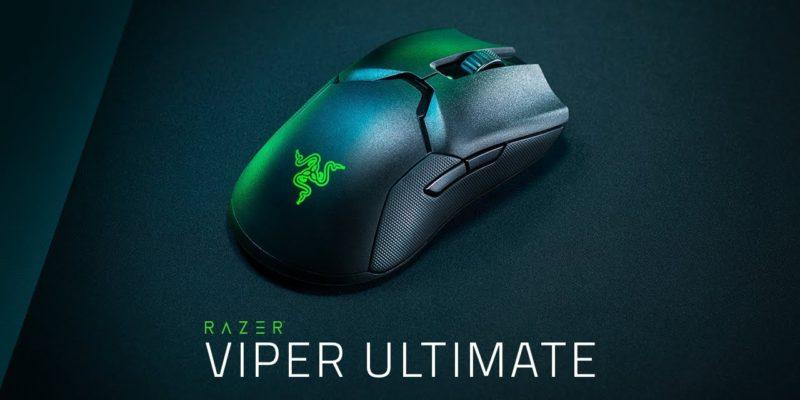 Razer Viper Ultimate Wireless: il più alto DPI
