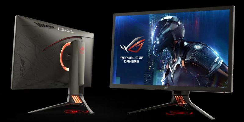 Asus ROG Swift PG27UQ: la Ferrari dei monitor gaming
