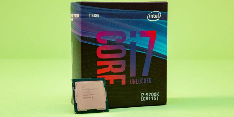 Intel Core i7-9700K: valida alternativa