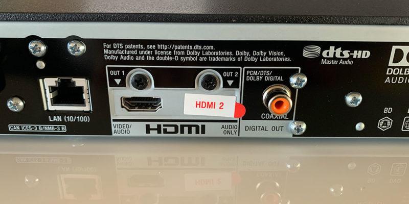 Sony UBP-X800M2 - Caratteristiche