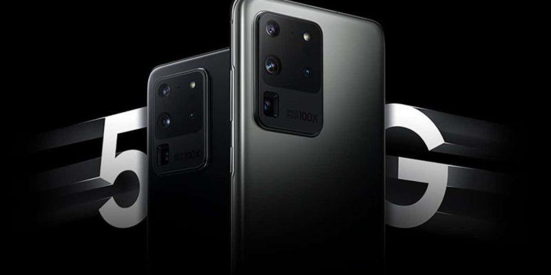 Samsung Galaxy S20 Ultra - Design