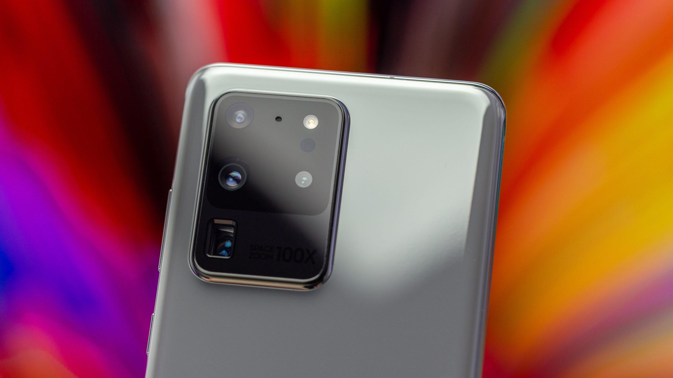Samsung Galaxy S20 Ultra - Fotocamera