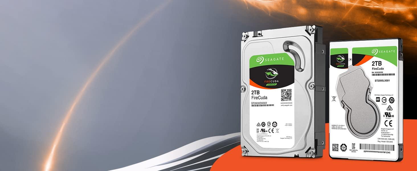 Seagate FireCuda: miglior hard disk ibrido