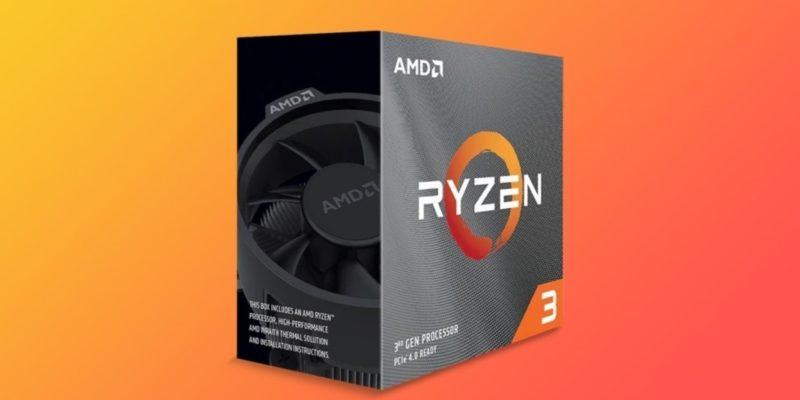 AMD Ryzen 3 3300X: miglior processore gaming economico