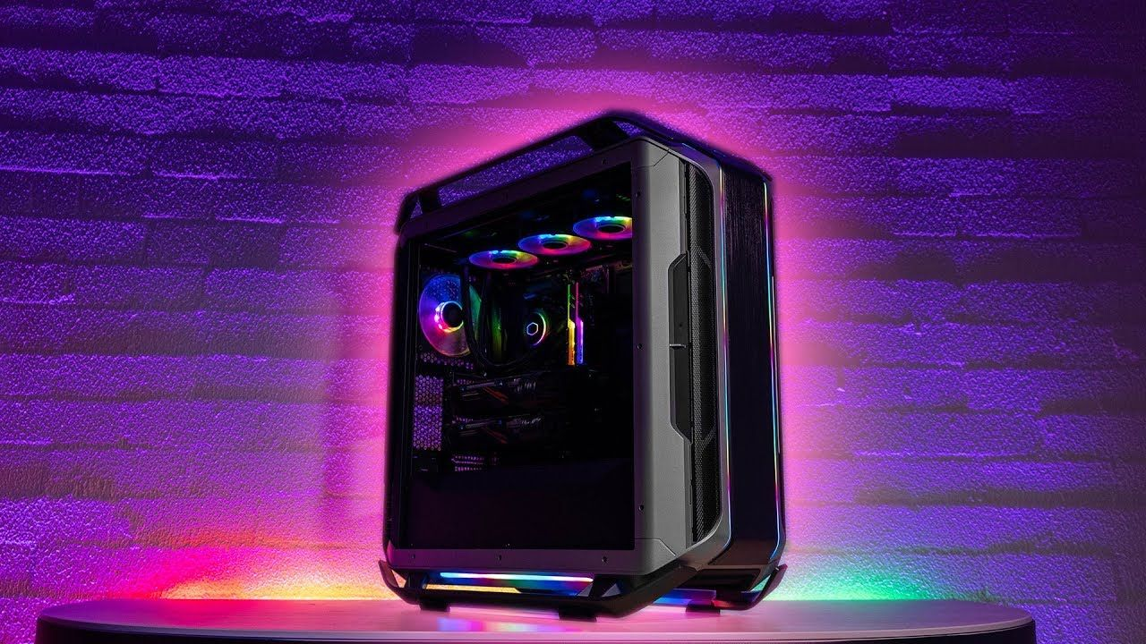 Cooler Master Cosmos C700M: il migliore per gli appassionati di PC