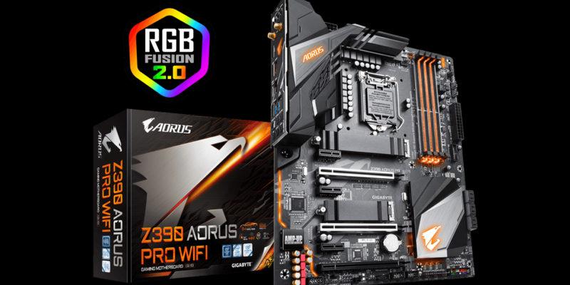 Gigabyte Z390 Aorus Pro Wi-Fi: valida alternativa