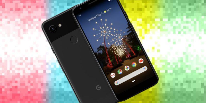 Google Pixel 3a: valida alternativa