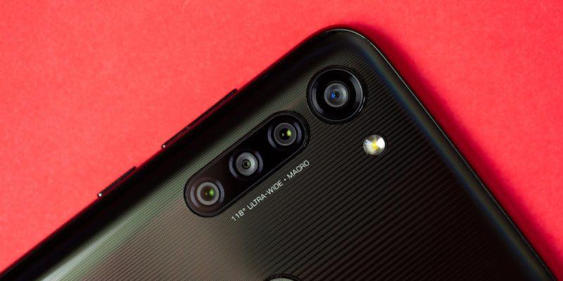 Motorola Moto G8 Power - Fotocamera
