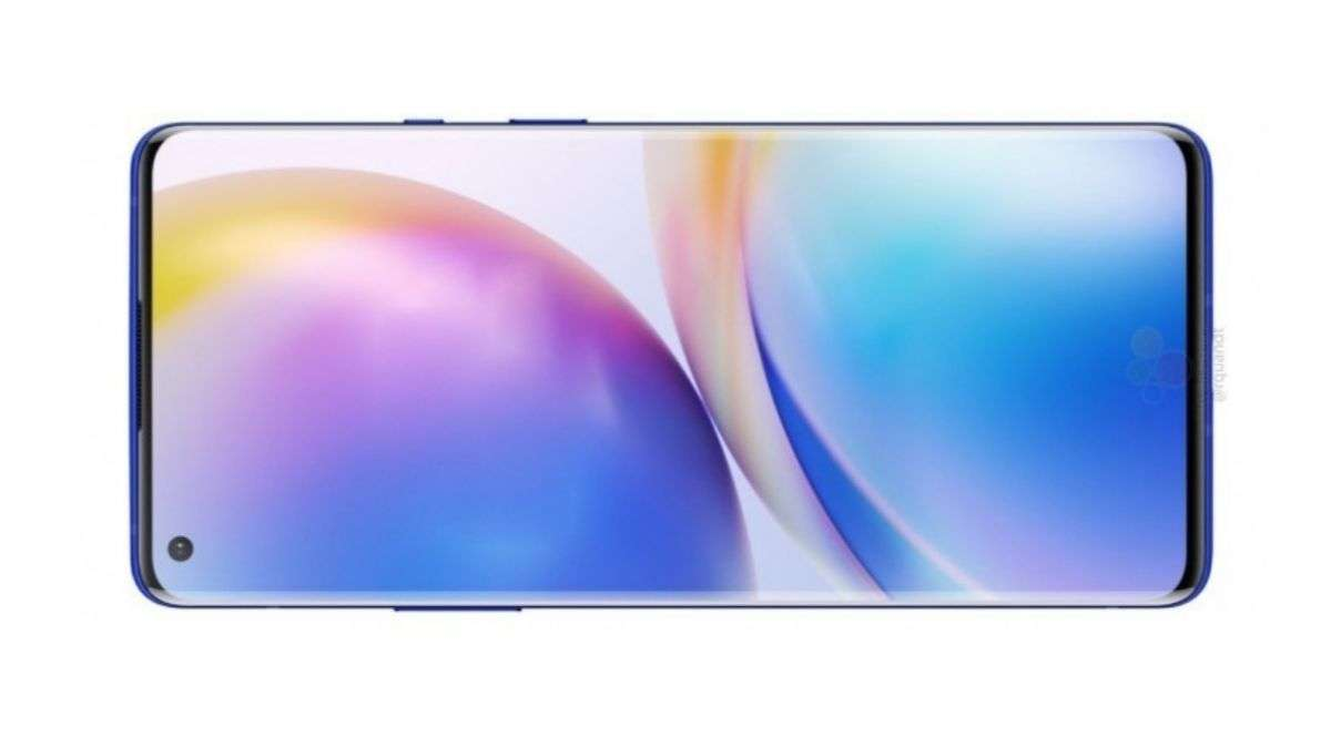 OnePlus 8 - Display