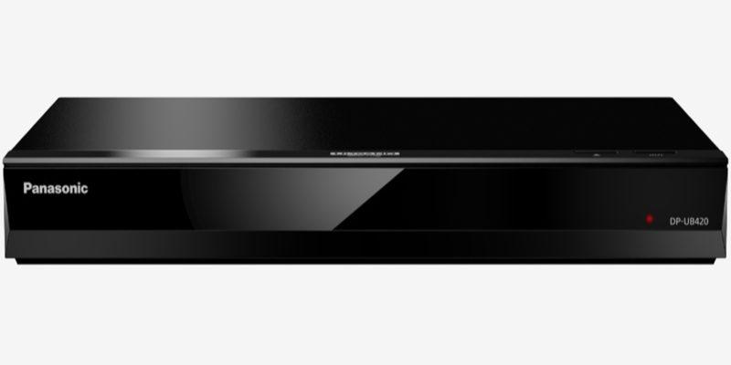 Panasonic DP-UB420: il miglior lettore Blu-ray per i videofili