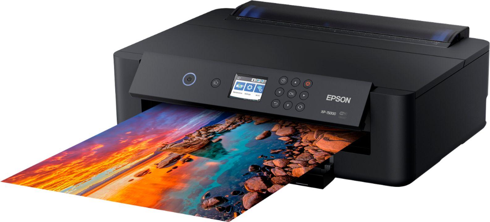 Epson Expression Photo HD XP-15000: la migliore stampante per foto
