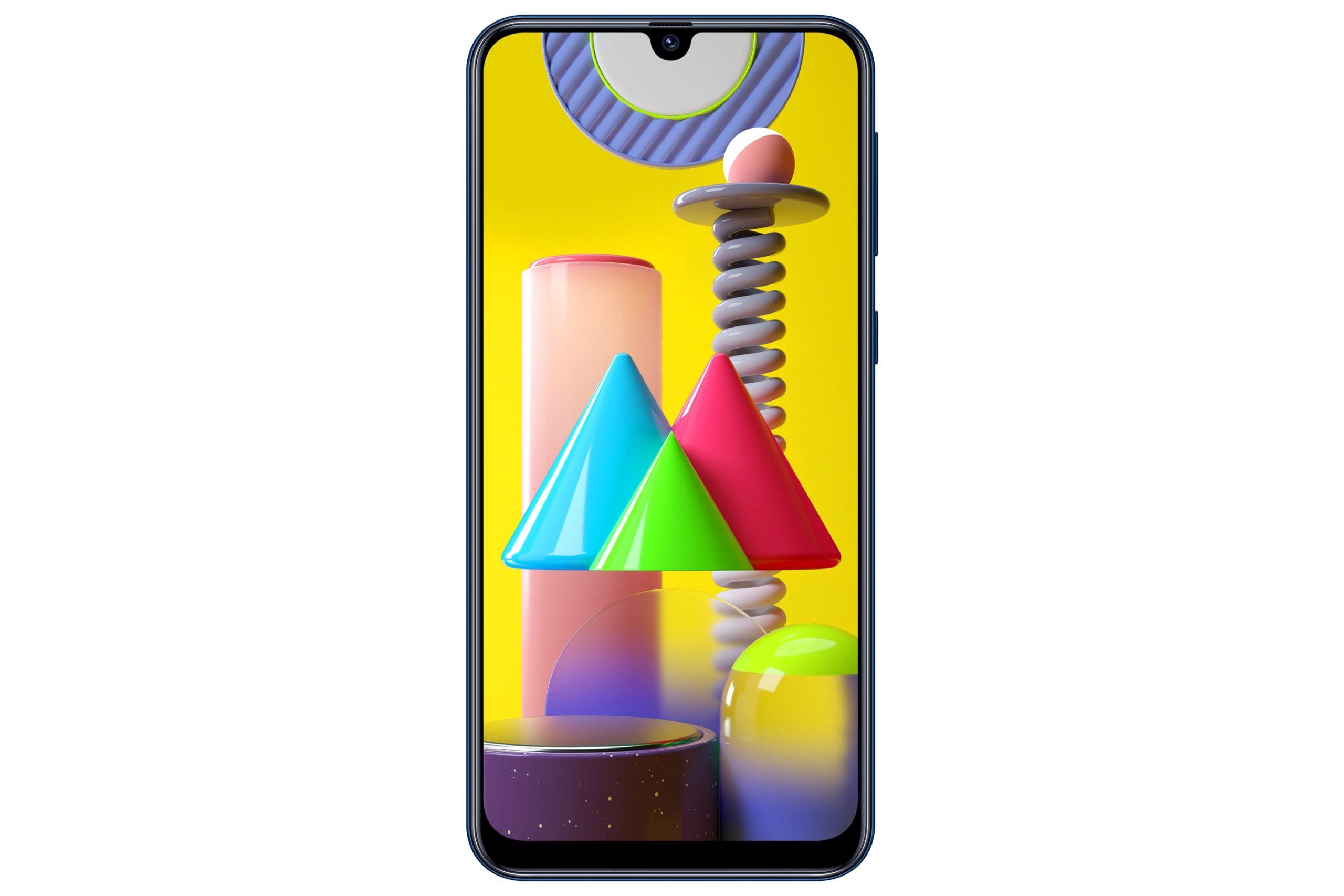 Samsung Galaxy M31: alternativa economica