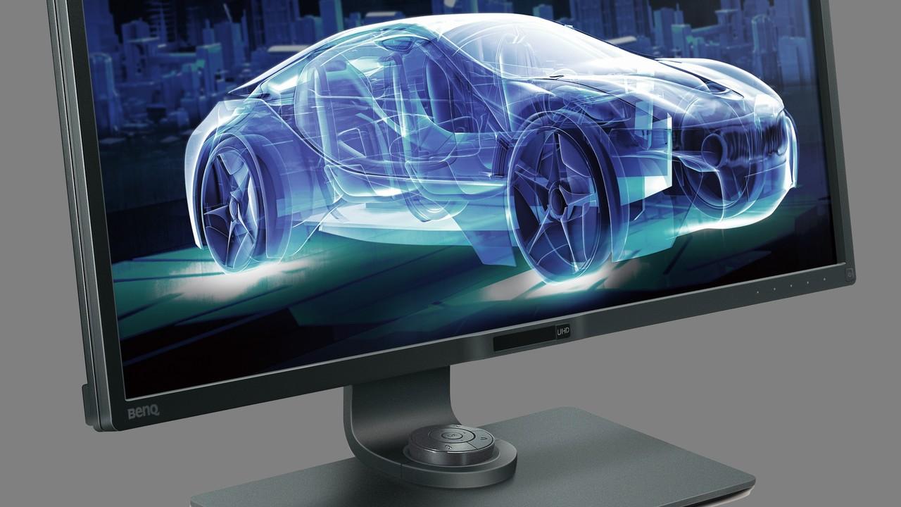 BenQ PD3200U: miglior monitor 4K