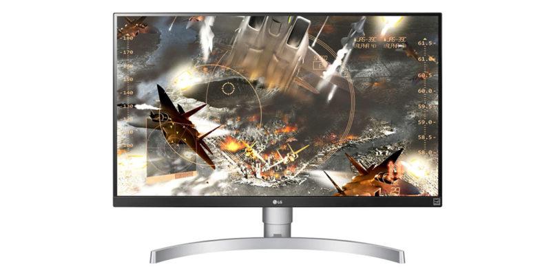 LG 27UK650: miglior monitor 4K economico