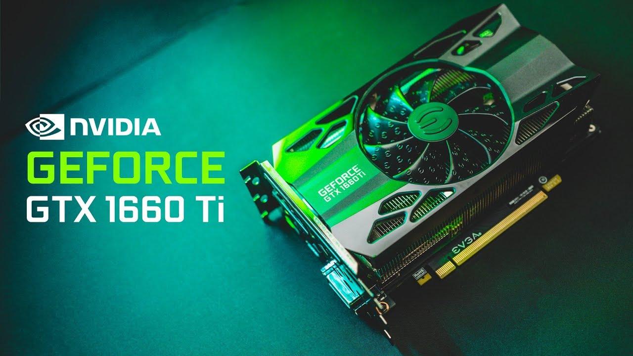 Nvidia GeForce GTX 1660 Ti la miglior scheda video per eSports