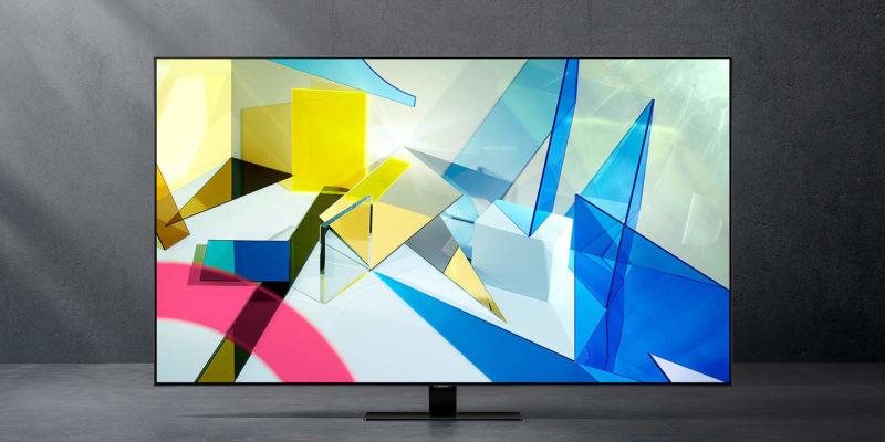 Samsung Q80T QLED miglior TV gaming