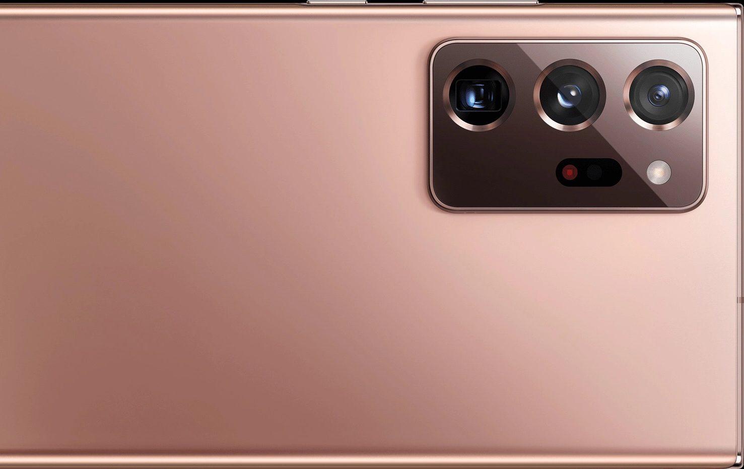 Samsung Galaxy Note 20 Ultra – Fotocamera