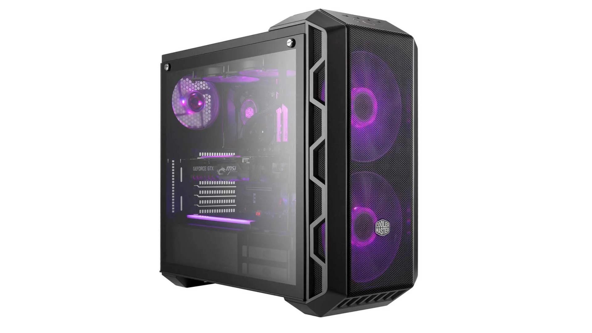 Cooler Master MasterCase H500 miglior case PC RGB