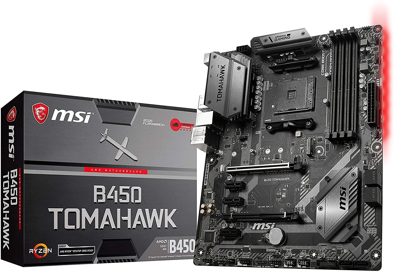 MSI B450 Tomahawk: miglior scheda madre AMD per la maggior parte degli utenti
