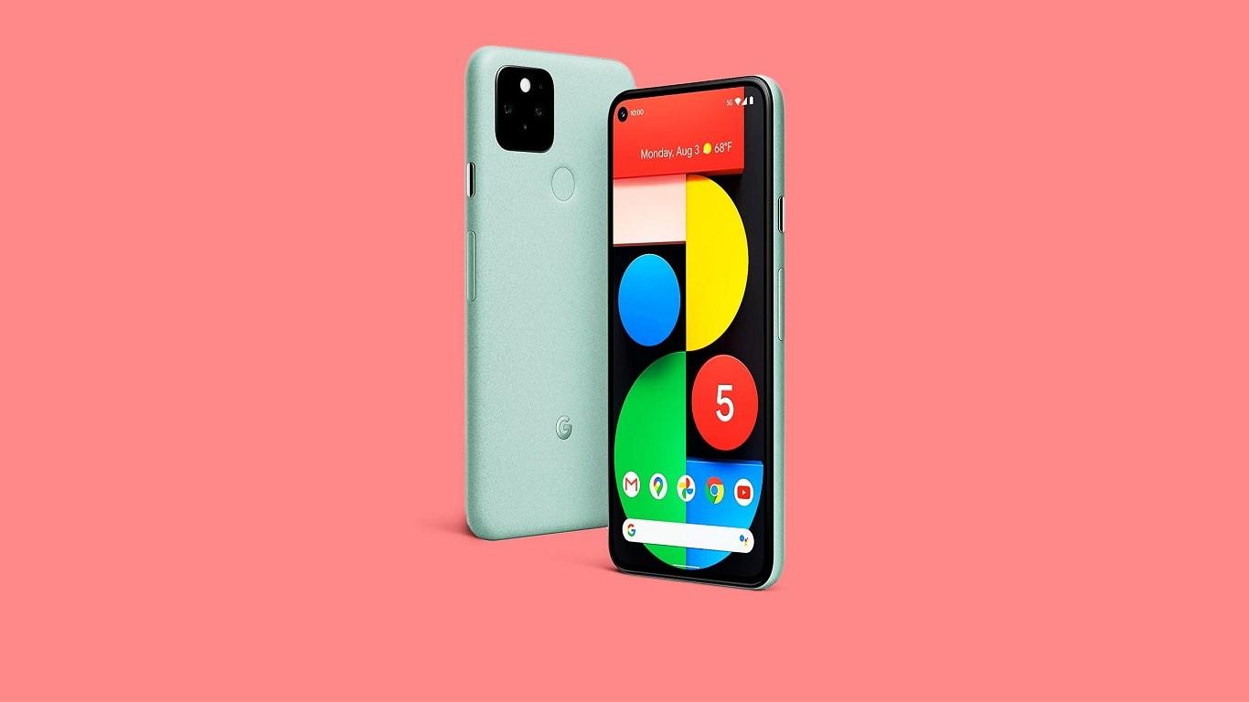 Google Pixel 5: miglior smartphone Android puro