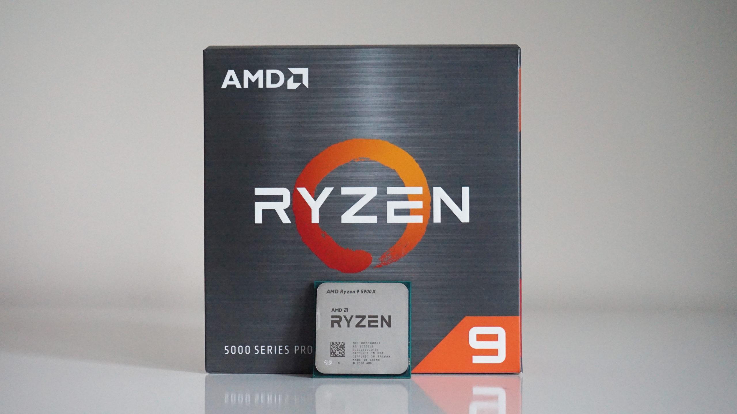 AMD Ryzen 9 5900X: miglior processore gaming di fascia alta