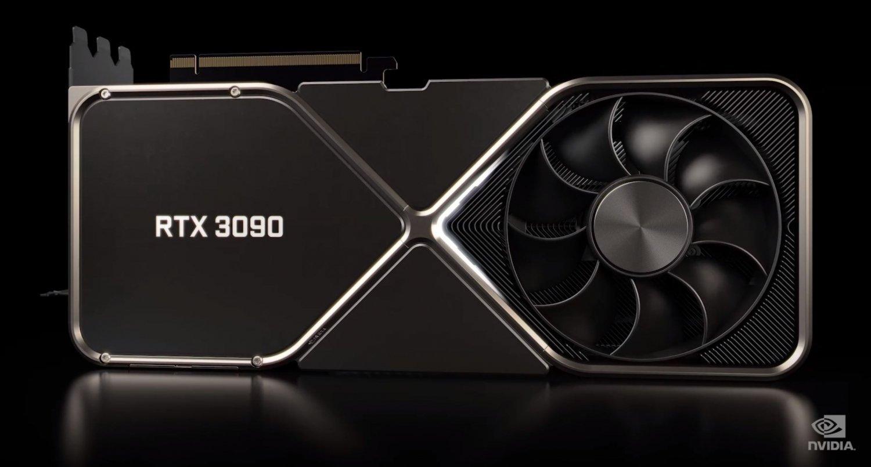 Nvidia GeForce RTX 3090: la più potente