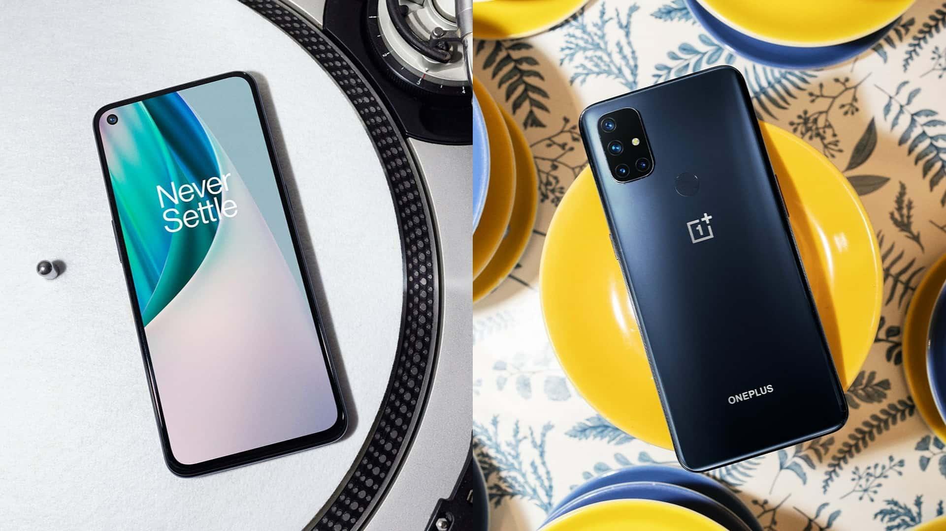 OnePlus Nord N10 5G miglior smartphone economico 5G