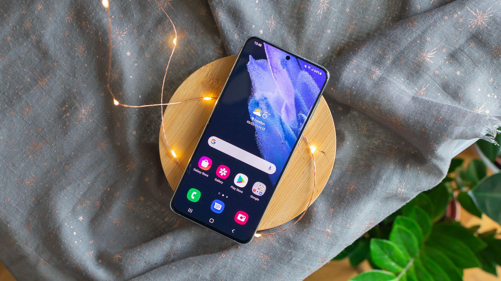 Samsung Galaxy S21+: miglior ammiraglia