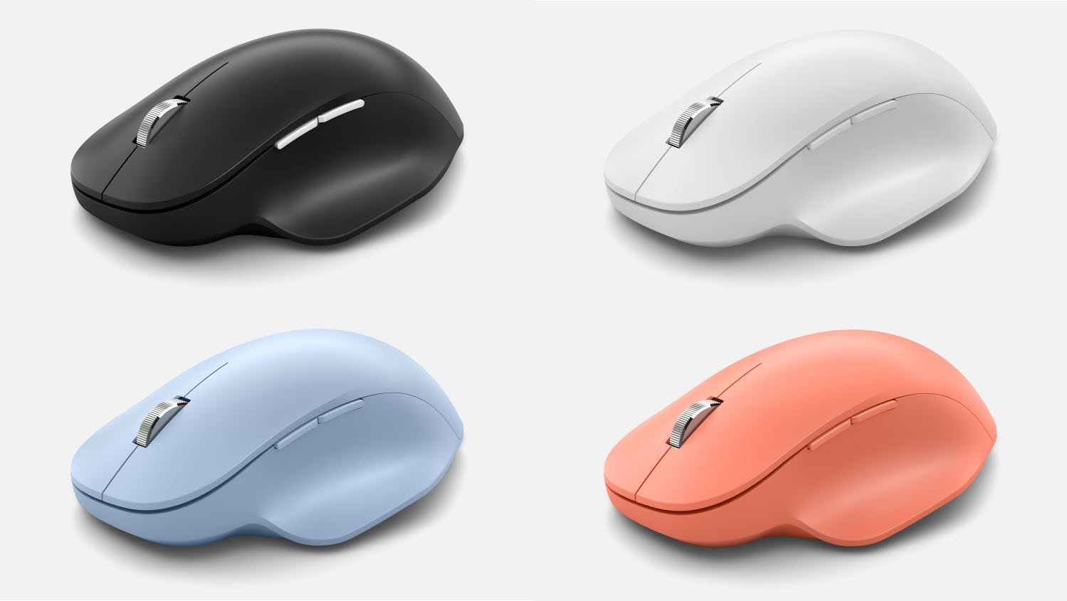 Microsoft Bluetooth Ergonomic Mouse: miglior mouse per uso generale