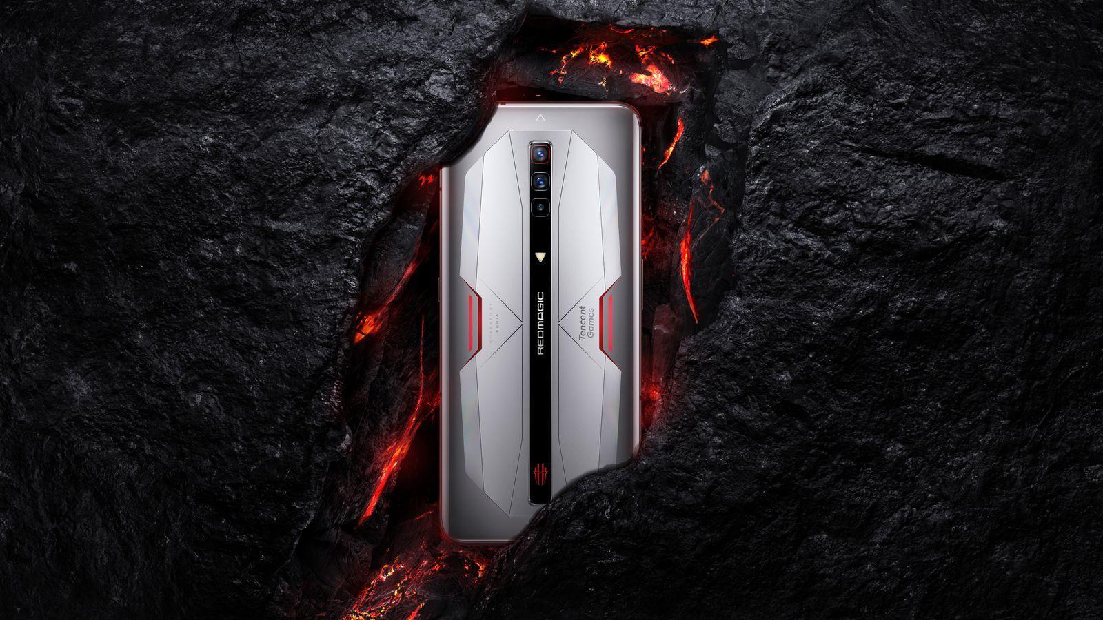 ZTE nubia Red Magic 6: lo smartphone gaming perfetto