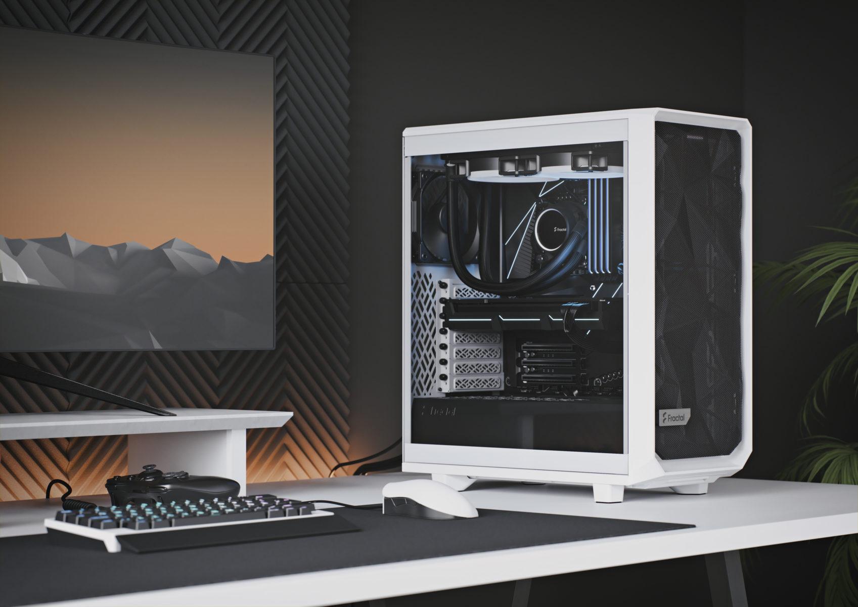 Fractal Design Meshify 2: miglior case PC a tutto tondo