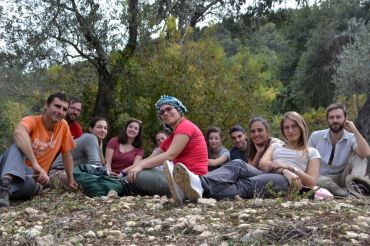 Il gruppo della campagna anno