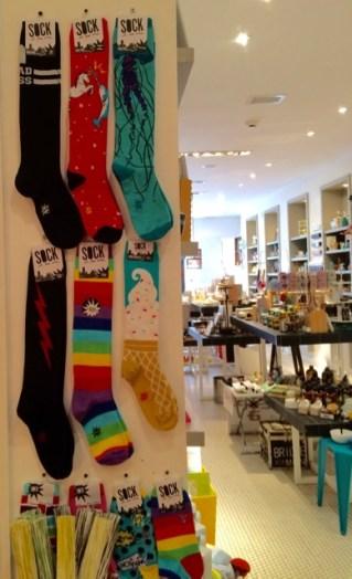 Socks from Toronto