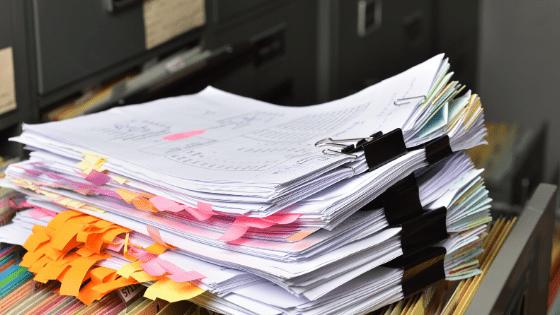 Pendant combien de temps devrions-nous garder nos documents et papiers importants