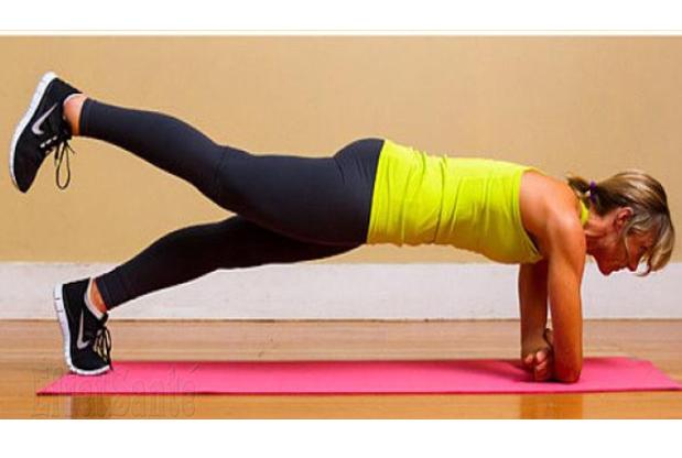 5 exercices de type Plank parfaits pour perte de poids et tonification